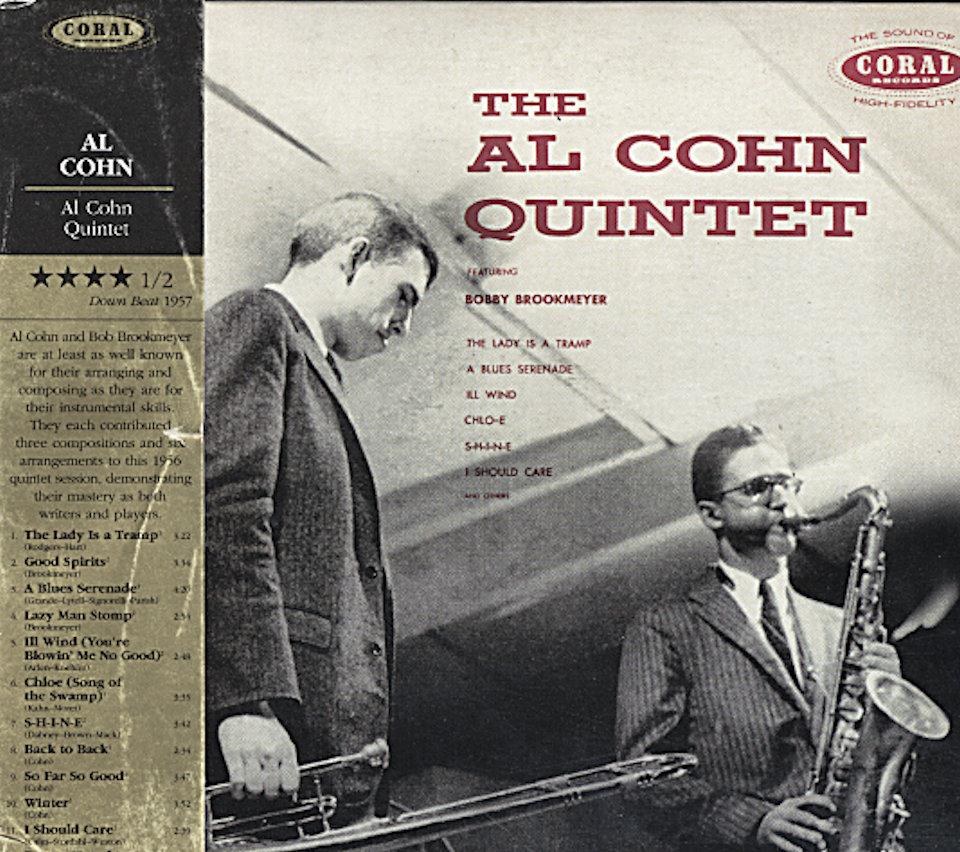 The Al Cohn Quintet CD