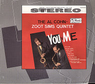 The Al Cohn-Zoot Sims Quintet CD