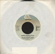 """The Alan Parsons Project Vinyl 7"""" (Used)"""