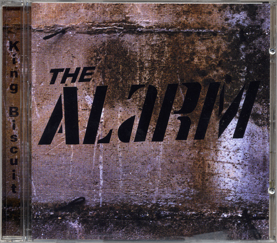 The Alarm CD