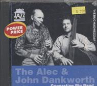 The Alec & John Dankworth Generation Big Band CD