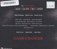 The Ali Ryerson Jazz Flute Big Band CD