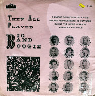 """The All Played Big Band Boogie Vinyl 12"""" (Used)"""