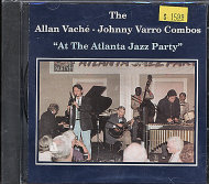 The Allan Vache - Johnny Varro Combos CD