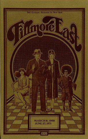 The Allman Brothers Band Program