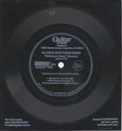 """The Allman Brothers Band Vinyl 7"""" (Used)"""