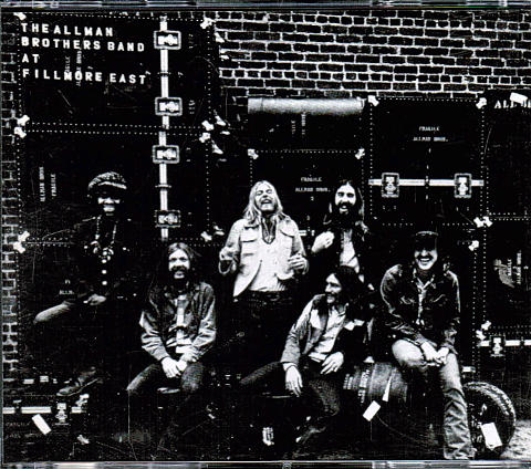 The Allman Brothers CD