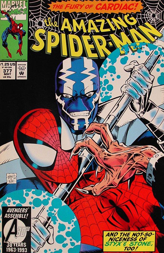 The Amazing Spider-Man Comic Book