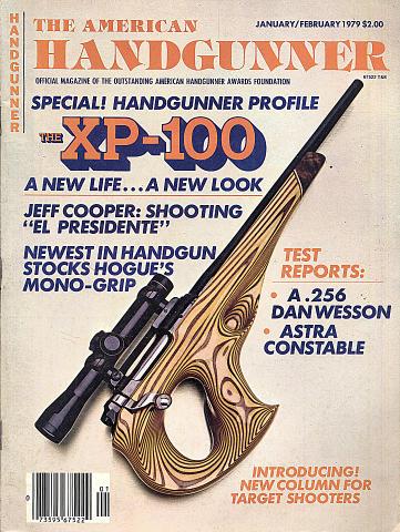 The American Handgunner Vol. 4 No. 1-14 Magazine