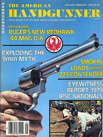 The American Handgunner Vol. 5 No. 1-20 Magazine