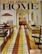 The American Home Magazine April 1960 Magazine