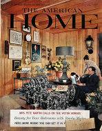 The American Home Magazine May 1959 Magazine