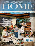 The American Home Vol. LX No. 1 Magazine