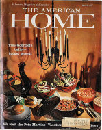 The American Home Vol. LXI No. 4 Magazine