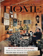 The American Home Vol. LXI No. 6 Magazine