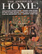 The American Home Vol. LXV No. 1 Magazine