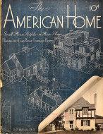 The American Home Vol. XII No. 4 Magazine