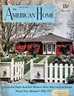 The American Home Vol. XXIX No. 6 Magazine