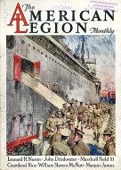 The American Legion Monthly Vol. 2 No. 6 Magazine