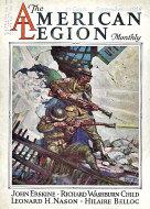 The American Legion Monthly Vol. 5 No. 3 Magazine