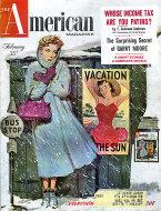 The American Vol. CLVII No. 2 Magazine