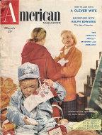 The American Vol. CLXI No. 3 Magazine