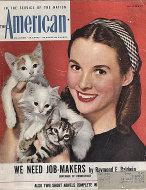 The American Vol. CXL No. 5 Magazine