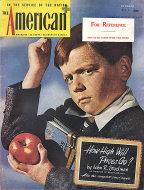 The American Vol. CXLII No. 4 Magazine