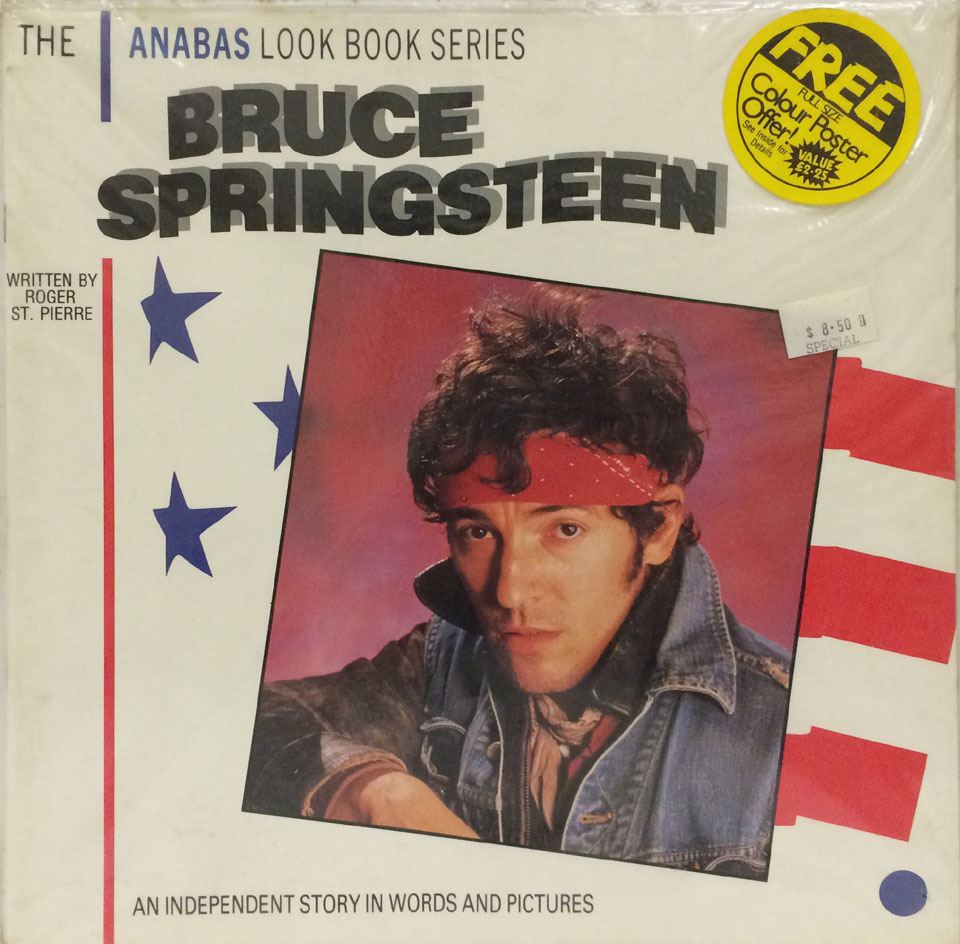 The Anabas Look Book Series: Bruce Springsteen