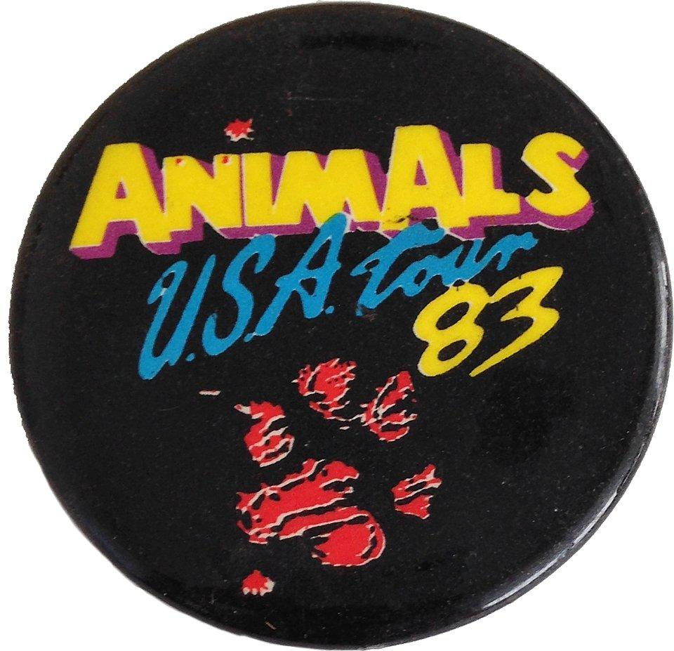 The Animals Pin