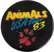 The Animals Pin