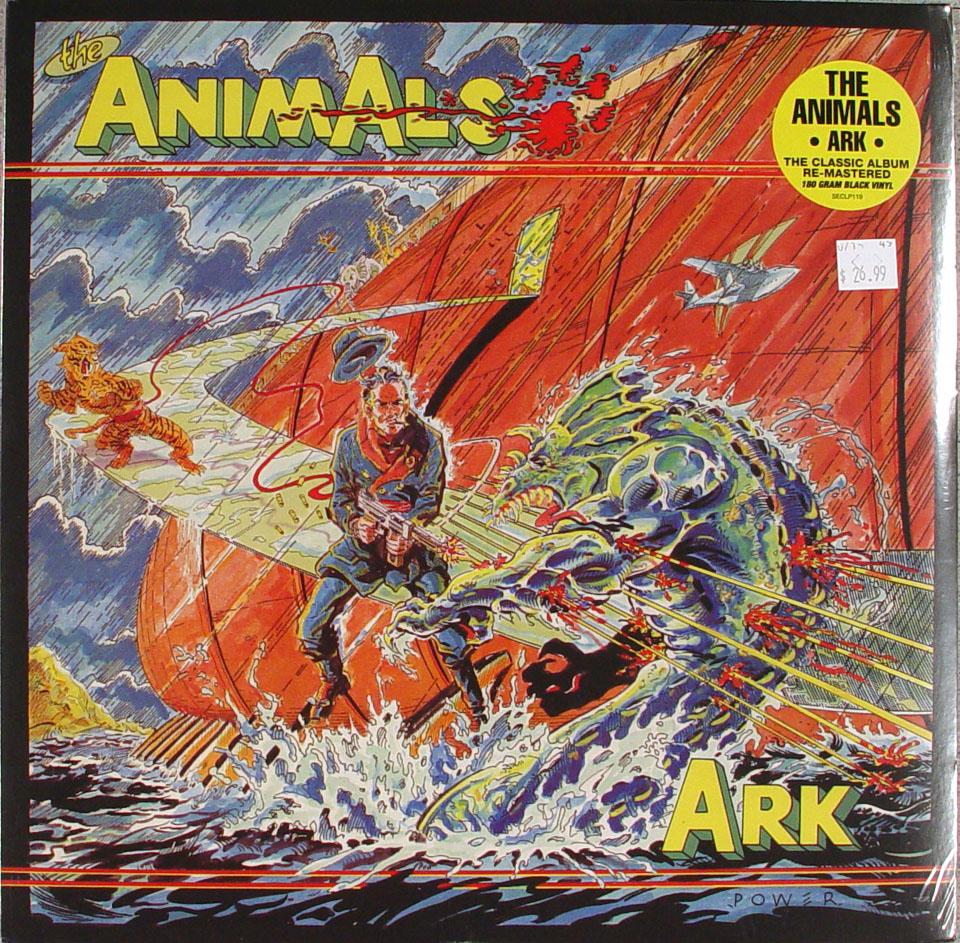 """The Animals Vinyl 12"""" (New)"""