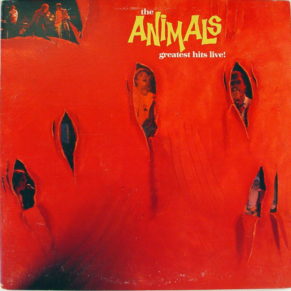 """The Animals Vinyl 12"""" (Used)"""