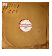 "The Armed Forces Radio Service Program No. 140 Vinyl 16"" (Used)"
