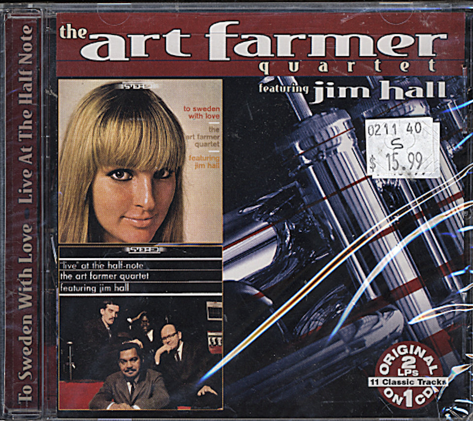 The Art Farmer Quartet CD