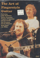 The Art of Fingerstyle Guitar DVD
