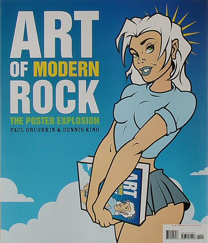 The Art of Modern Rock reverse side
