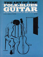 The Art Of The Folk-Blues Guitar Book