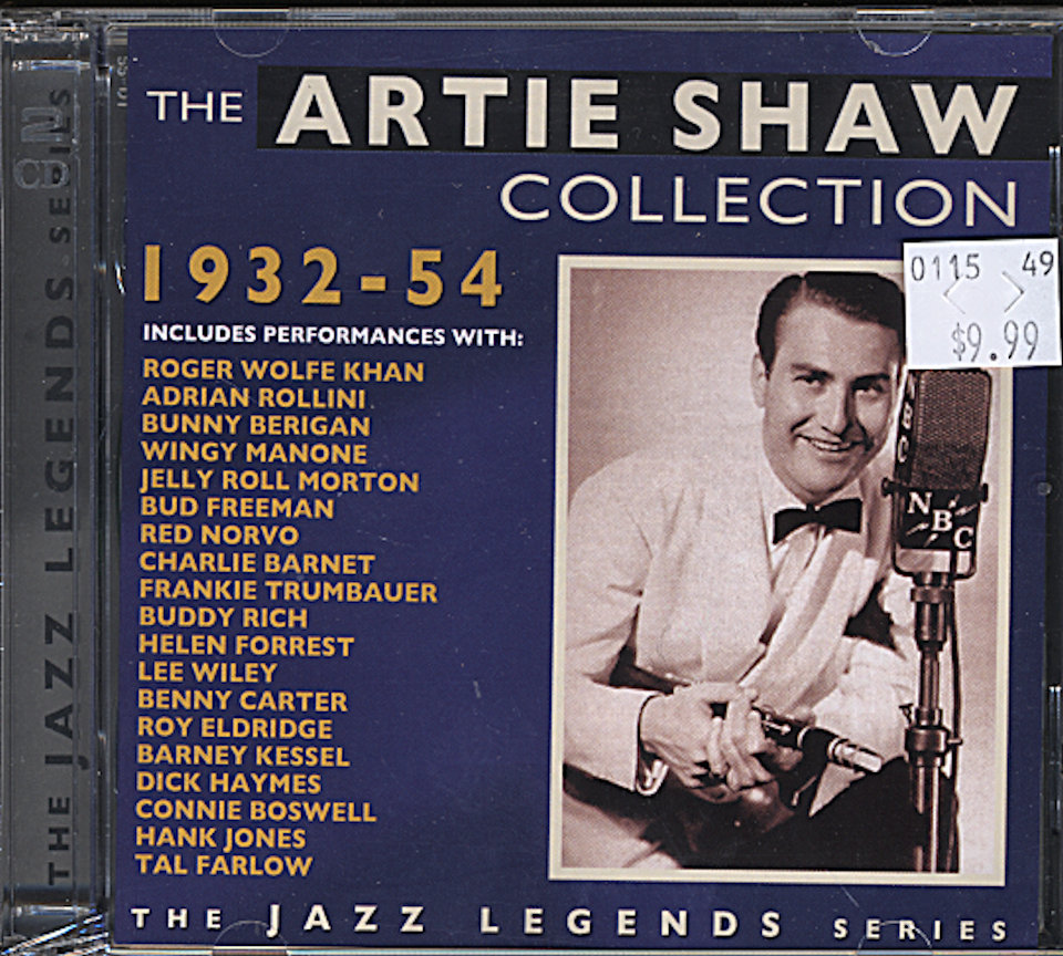 The Artie Shaw Collection CD