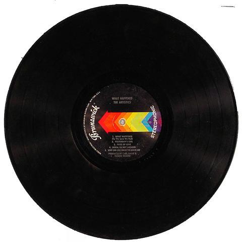 """The Artistics Vinyl 12"""" (Used)"""