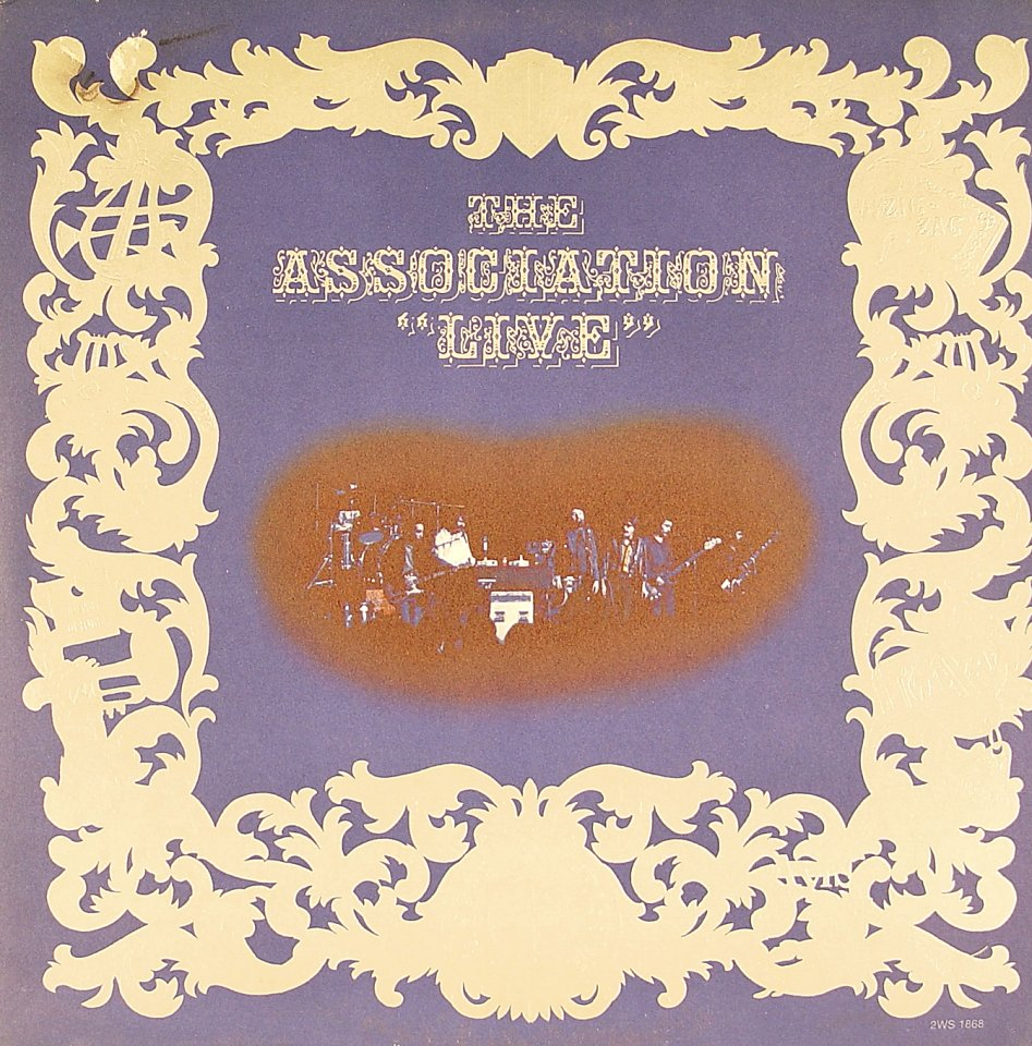 "The Association Vinyl 12"" (Used)"