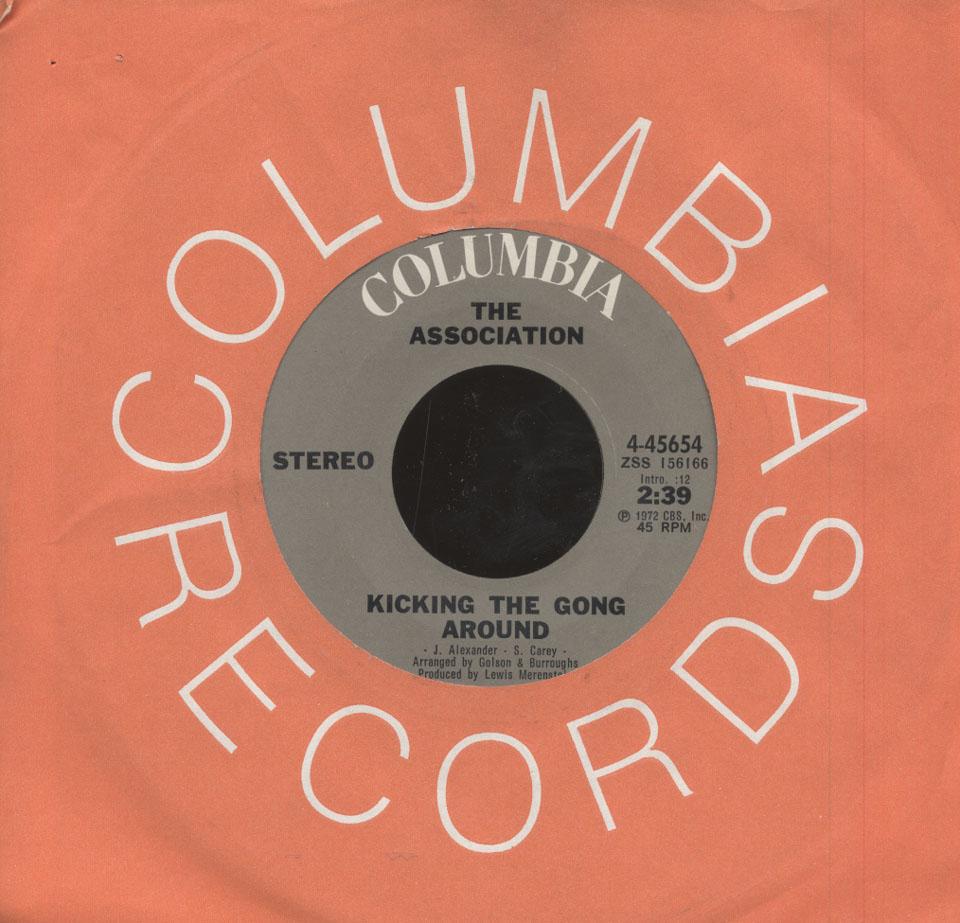 "The Association Vinyl 7"" (Used)"