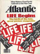 The Atlantic Magazine May 1978 Magazine