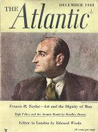 The Atlantic Vol. 182 No. 6 Magazine
