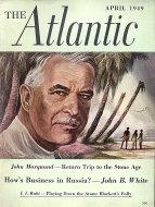 The Atlantic Vol. 183 No. 4 Magazine