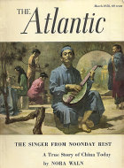 The Atlantic Vol. 201 No. 3 Magazine