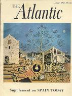 The Atlantic Vol. 207 No. 1 Magazine
