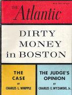 The Atlantic Vol. 207 No. 3 Magazine