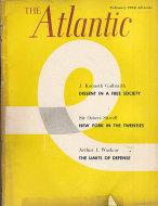 The Atlantic Vol. 209 No. 2 Magazine