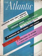 The Atlantic Vol. 210 No. 1 Magazine
